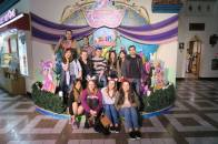EPIK crew at Lotte world