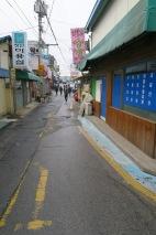 older style street