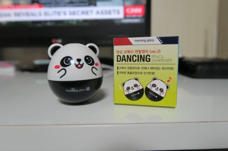 My new dancing pencil sharpener!