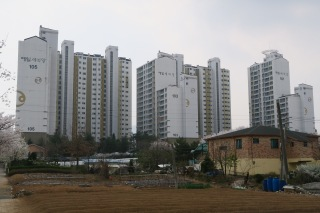 Some of the tallest apartments in town