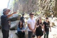 Our surprise tour guide