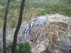 views from the Kuranda sky rail