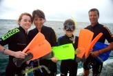 Snorkel ready