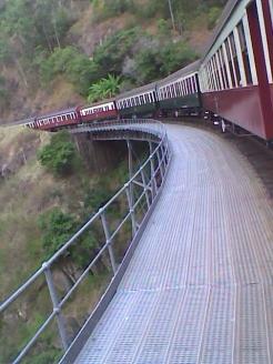 Kuranda sky rail
